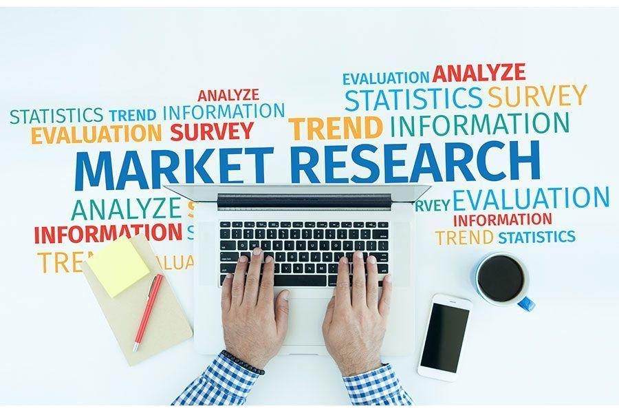 Marktforschung besteht in der Datenerfassung und deren Auslegung.